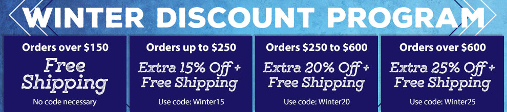 Winter Discount Program